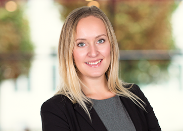 Sara Andersson, Client Relations Manager