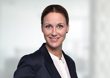 Anna-Karin Wallentin , Client Relations Manager