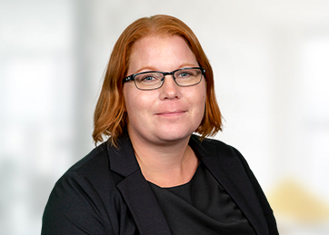 Pernilla Thelin, Jurist/ LL.M./ Legal Manager
